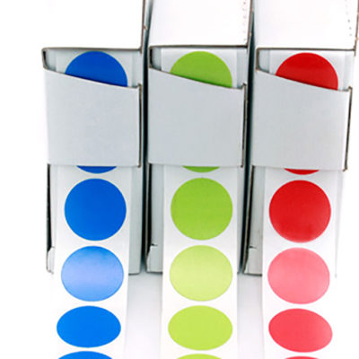 general-3-4-inch-Color-Coding-Dot-Labels
