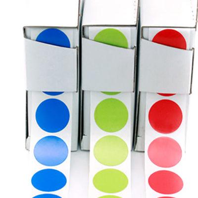 general-3-4-inch-Color-Coding-Dot-Labels